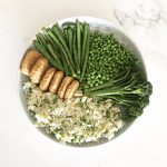 Savoury Rice and Veg recipe with Quorn *