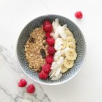 berry nice vegan muesli bowl recipe