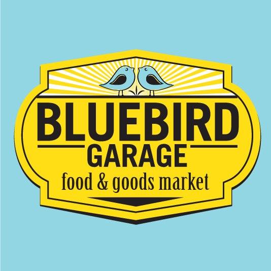Blue Bird Garage Market